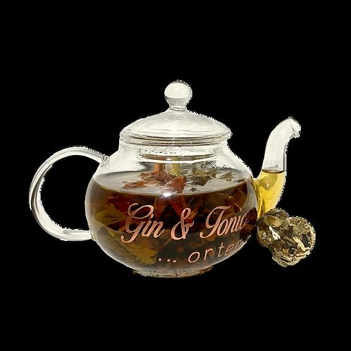 Clear Gin & Tonic Teapot