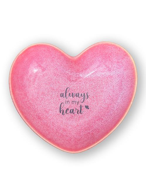 Heart Trinket Dish