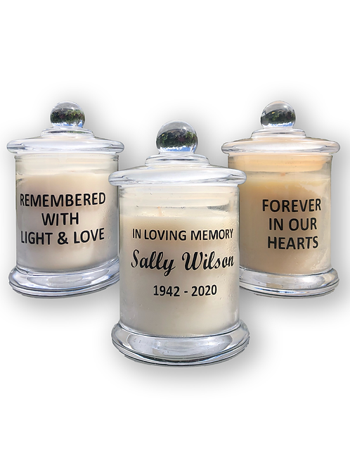Bereavement Candles
