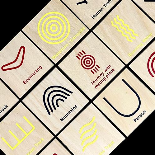Aboriginal Memory Cards