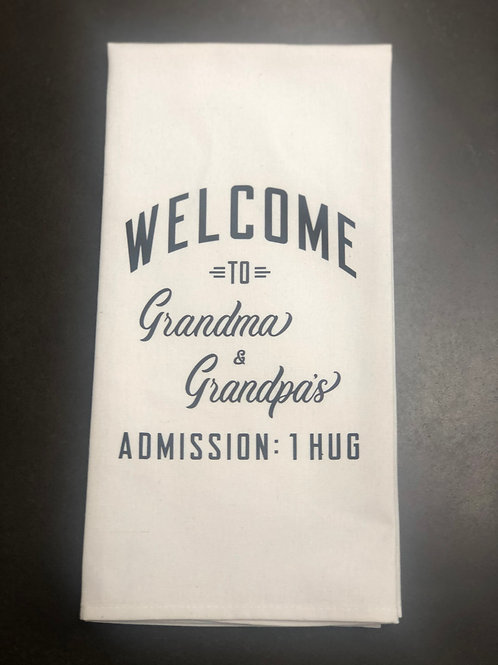 Welcome to Grandma & Grandpa's
