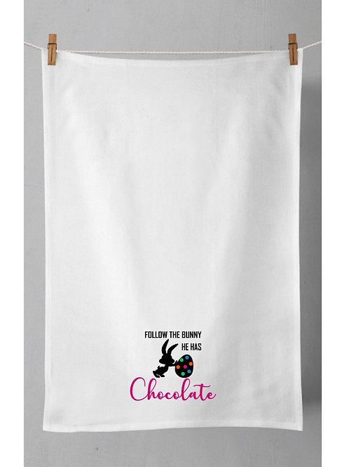 Easter Tea Towel