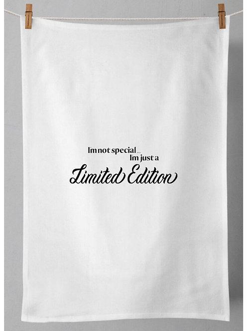 Limited Edition Tea Towel