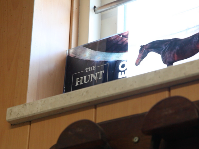 The HUNT 2017 Plaque