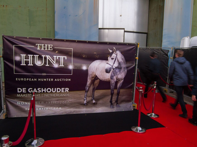 The HUNT 2017 Gashouder Red Carpet