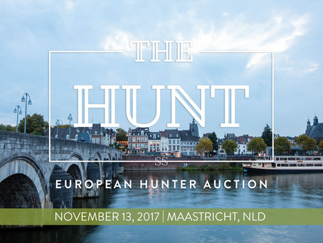 Sorensen Stables Presents THE HUNT, The First Ever European Hunter Auction