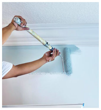 Painting and decorating, Watford, Hertfordshire, UK