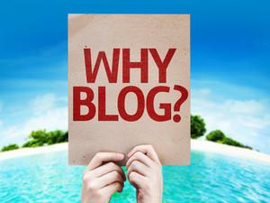 A Different Kind of Blog
