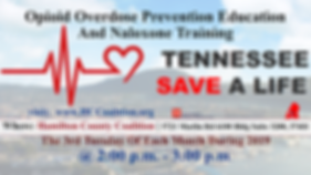Save A Life Training, 2019 Event Page He