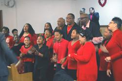 Beargrass Baptist Church Choir