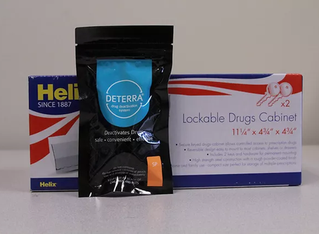 Over 300 Lockboxes, 400 Deterra Pouches Distributed to Southeast Tennessee Residents at No Cost