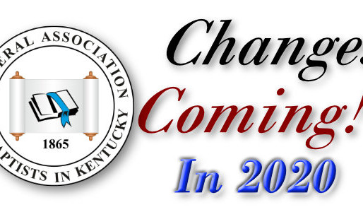 Major Changes Coming in 2020!