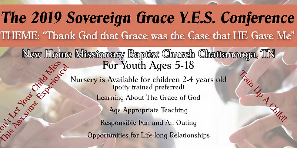 Y.E.S. Youth Grace Conference
