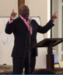 Garry M. Spotts, M.Div, Teaching The 10 Outcomes that Matter To God!