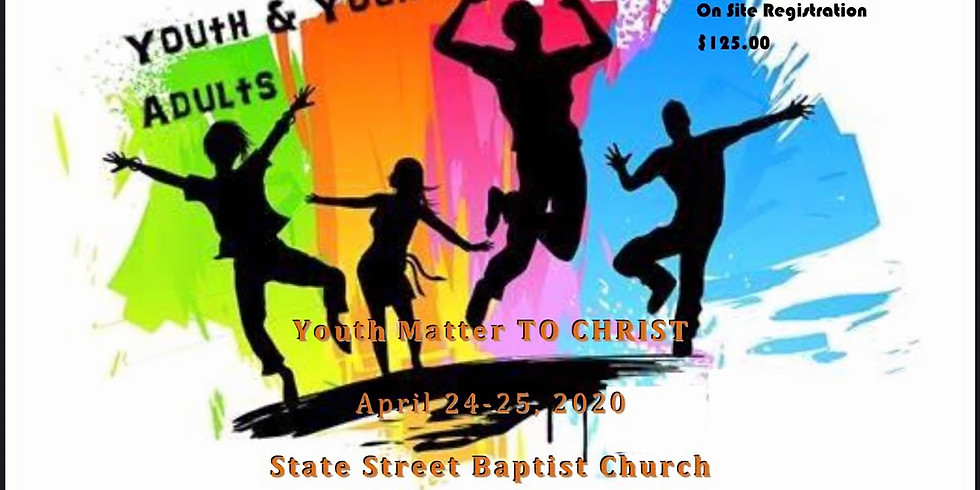 Youth Matters To Christ