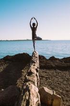 Audacious living Woman yoga pose - 480x7