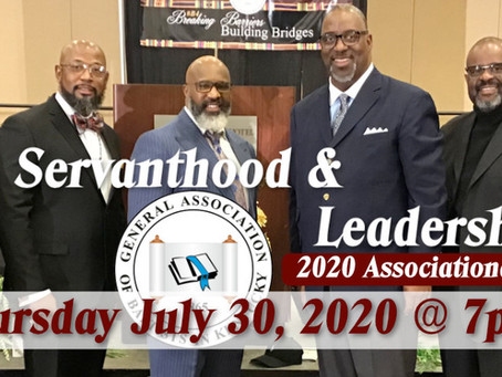 GABKY's 1st Virtual Associational Event Moderator's Night-Thursday Night July 30, 2020 at 7:00 p.m.
