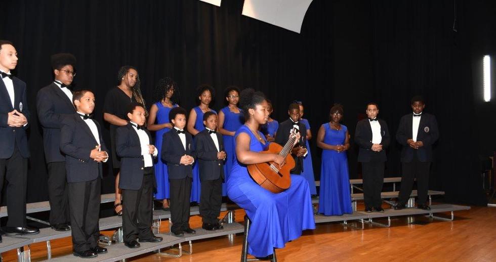 Campbellsville University Concert Septem