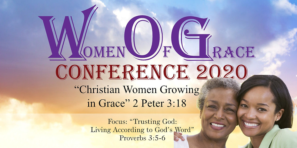 The Women of Grace Conference 2020