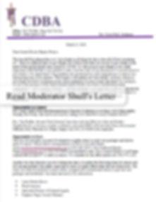 Moderator Shull' COVID Response Letter_4