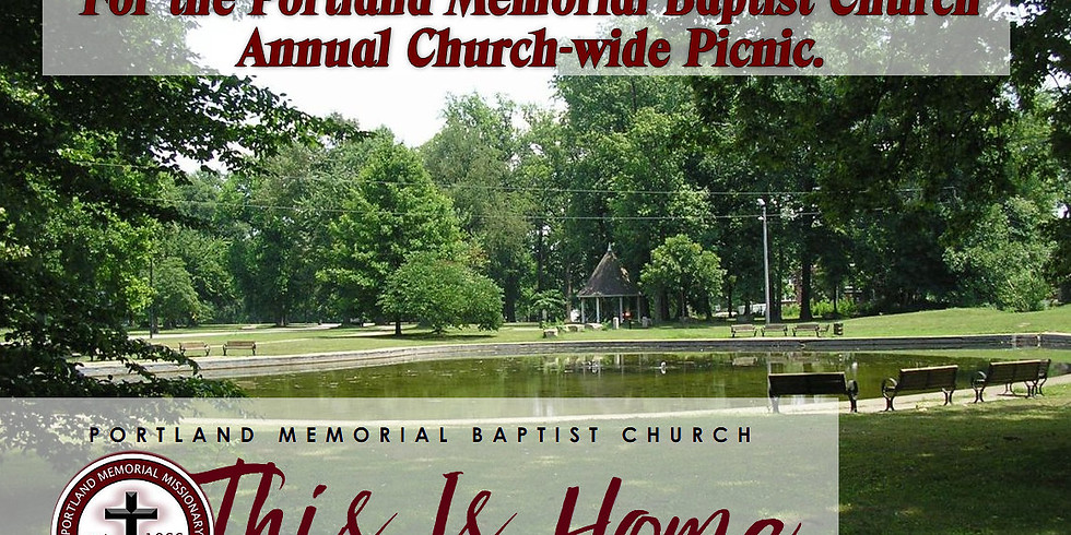PMMBC Annual Church-wide Picnic