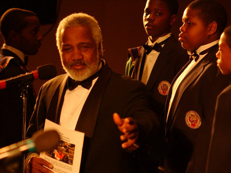 McDaniel Bluitt Teaches Kids About More Than Just Singing as Head of West Louisville Boys and Girls