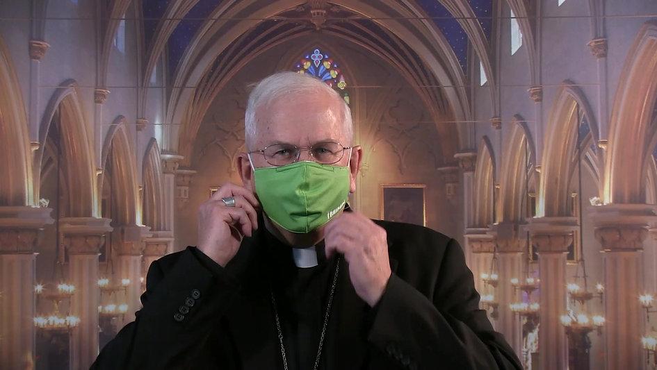 Archbishop Joseph E Kurtz, D.D. of Louisville, KY