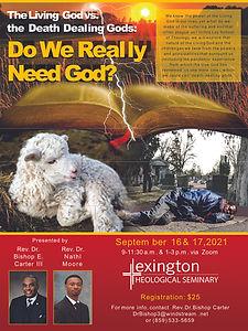 Do We Really Need God Workshop