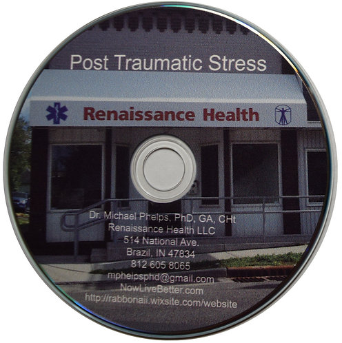 Post Traumatic Stress Disorder - Fighting the Enemy in Our Minds!