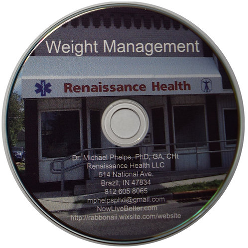 Weight Management - Gain Control of the Whole Person