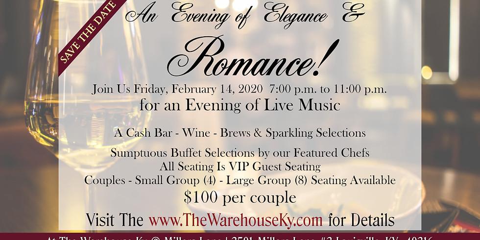 An Evening Of Elegance & Romance - 2020