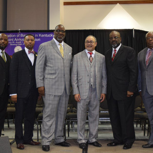 The GA Moderator Cabinet