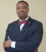 Rev. Dr. Nathl Moore, Moderator of The Consolidated Baptist District KY