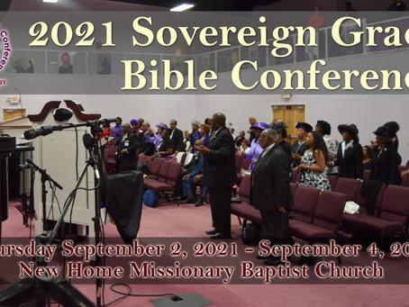 2021 Sovereign Grace Bible Conference Cancellation Letter Elder G.M. Spotts