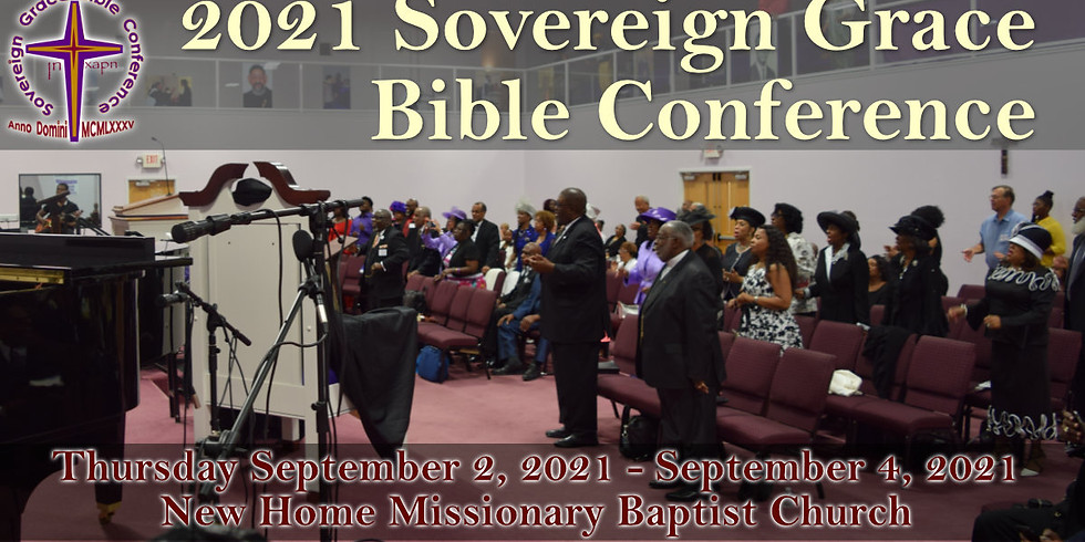2021 Sovereign Grace Bible Conference