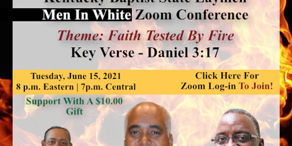 KYBL Men In White Zoom Conference