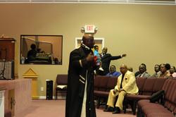 Elder G.M. Spotts SGBC Leader