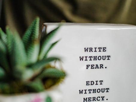 Words are Beautiful! Write & Speak Them!