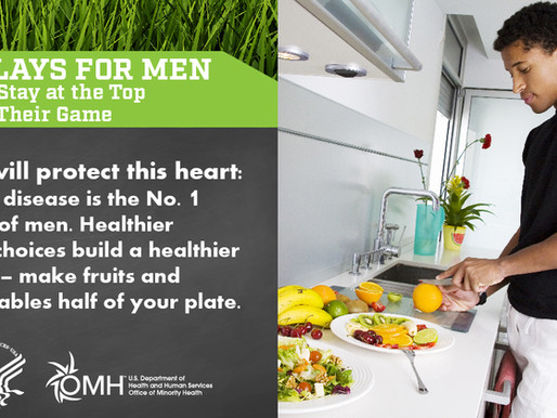 Five Plays for Men's Health