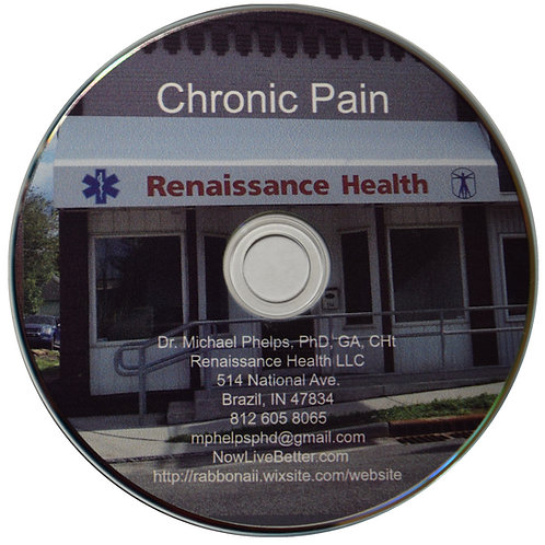 Chronic Pain -Get Real Help!