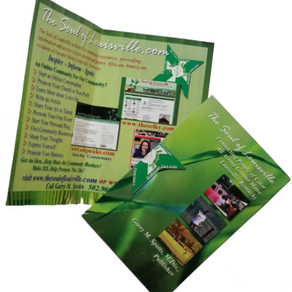 Beyond Business Cards – Using Different Print Media to Promote Your Business