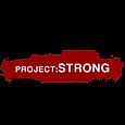 Project Strong Logo V1 Transparent Backr