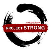 Project Strong Logo V1 Transparent Backr