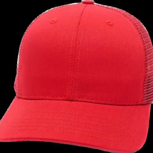 MATCHING MESH TRUCKER CAP