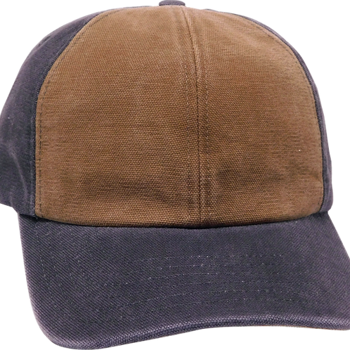 WASHED CANVAS HAT (C)