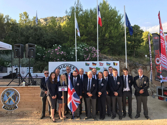 14th World Compak Sporting, signes, France