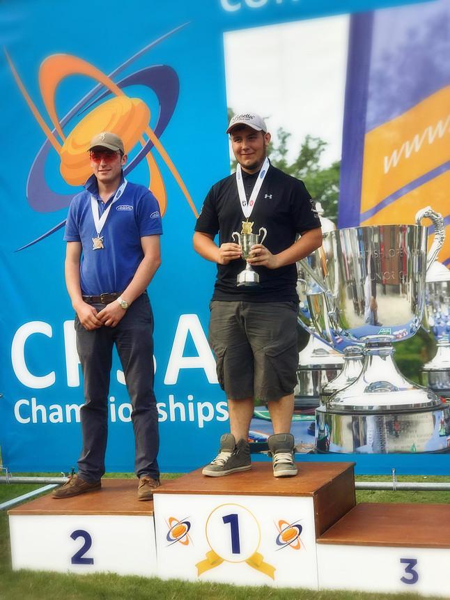 2017 British Open Sporting and Sportrap