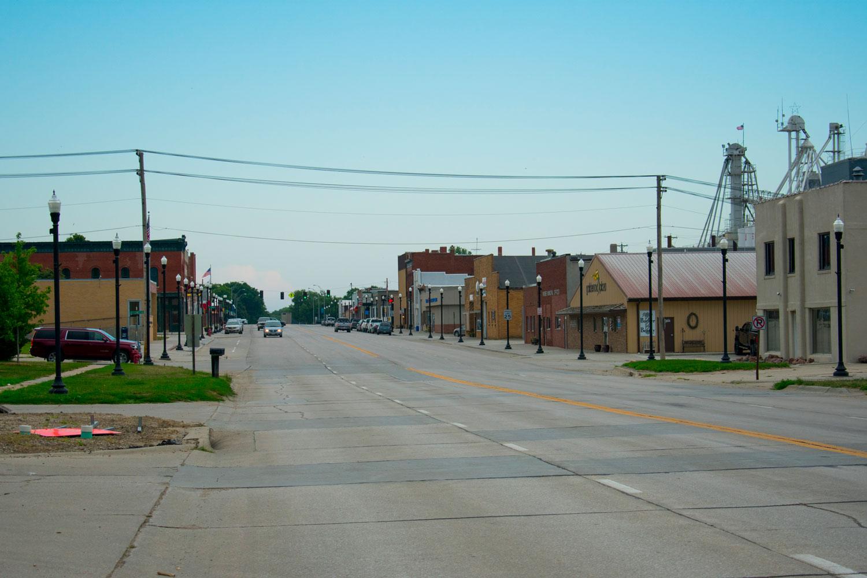 Downtown Wisner