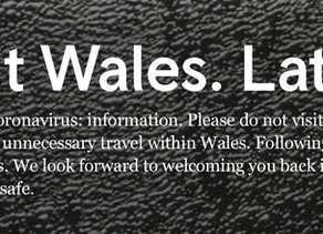 North Wales Urges Tourists To Stay At Home!