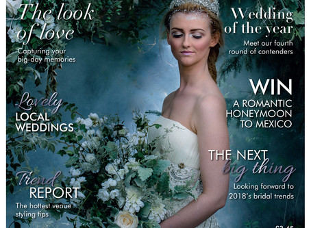 Your Merseyside & Cheshire Wedding Magazine Feature!